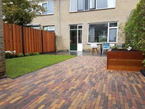 Peters hoveniersbedrijf uit Koudekerk aan den Rijn, het adres voor het aanleggen van uw nieuwe tuin