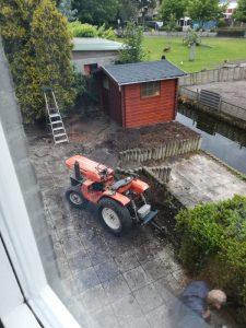 Peters hoveniersbedrijf uit Koudekerk aan den Rijn, het adres voor het aanleggen van uw tuin
